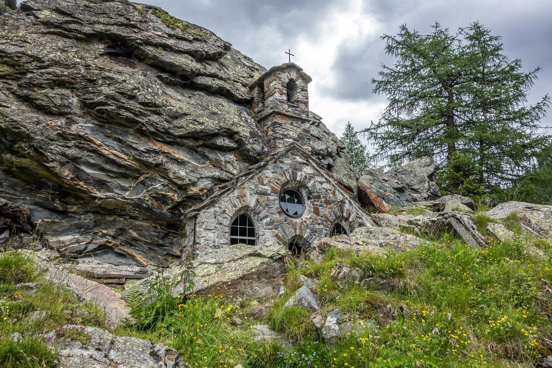 Felsenkapelle-Matrei-Osttirol