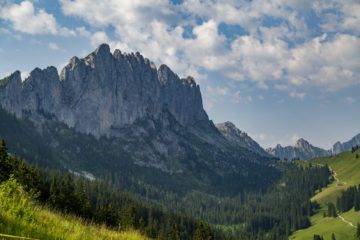 3 Wanderungen mit Gipfelerlebnisse in Fribourg Region