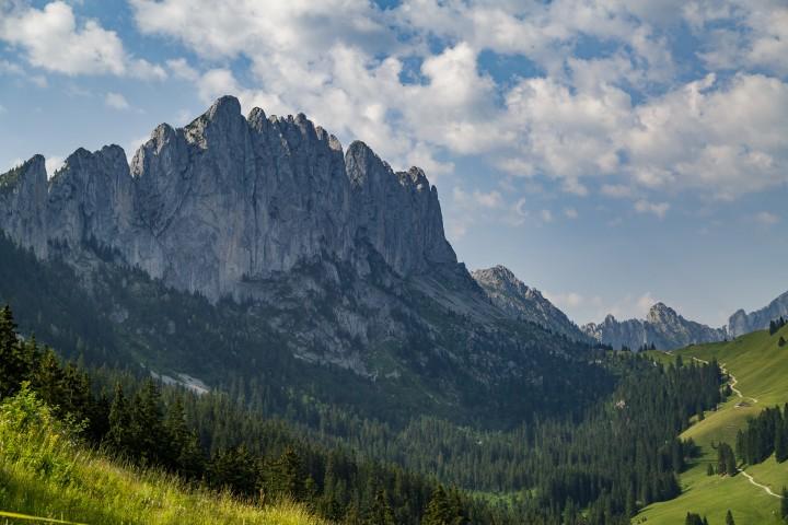 Dreierlei Gipfelerlebnisse in Fribourg Region