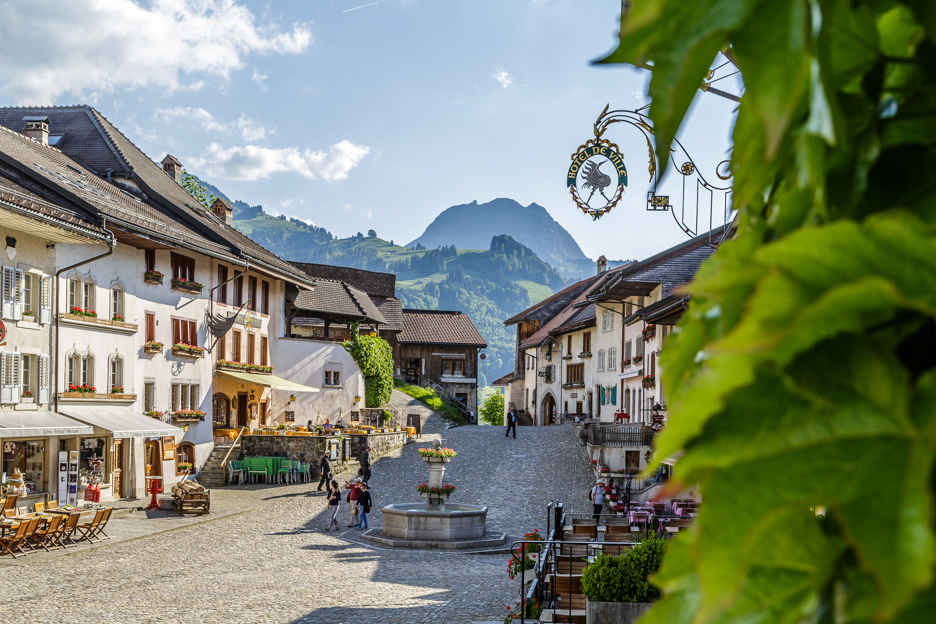 Gruyères-Fribourg