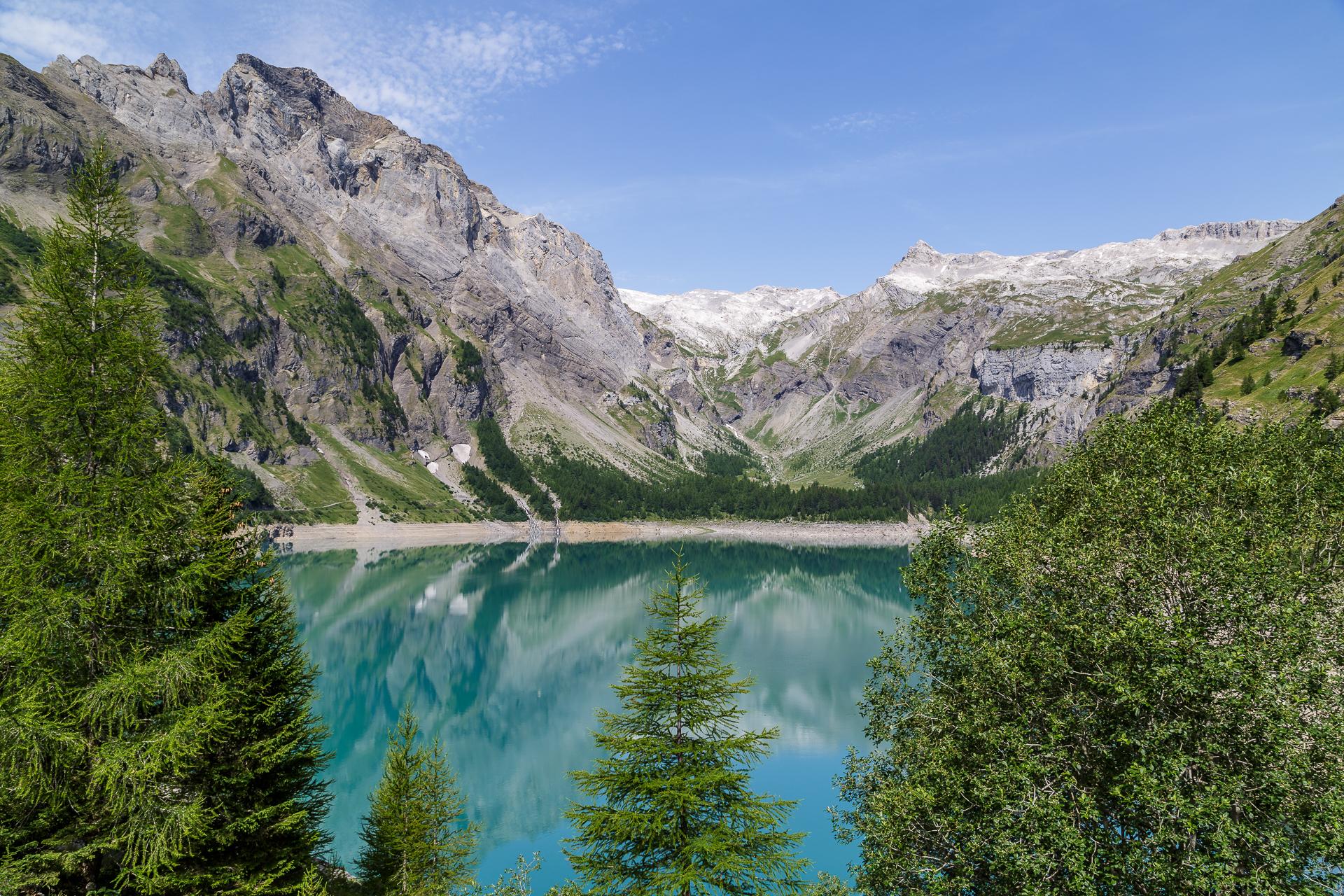 Lac-de-Tseuzier-Aussicht