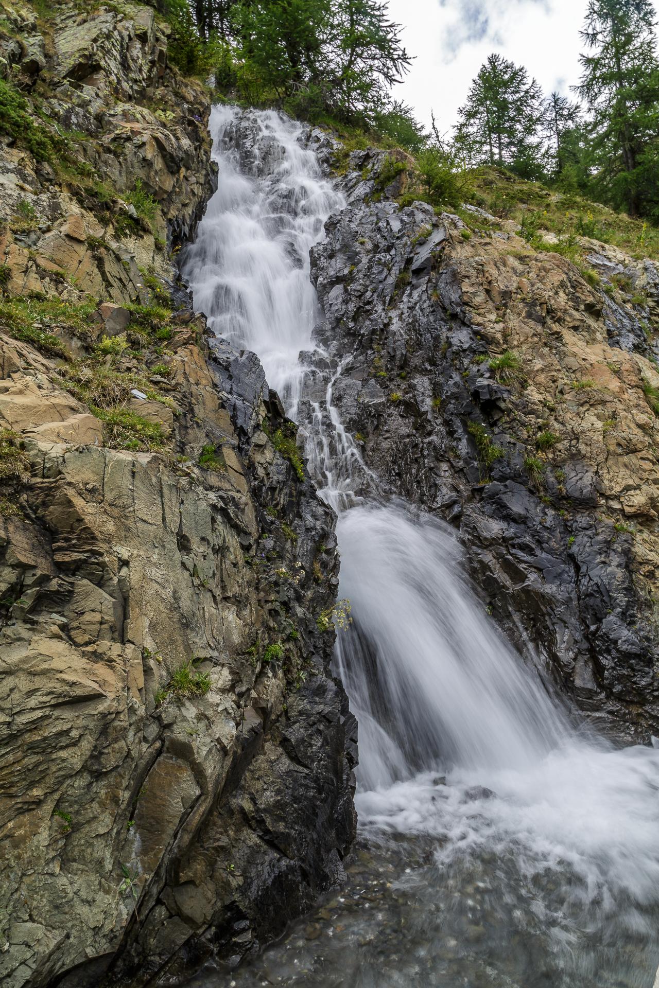Tièche-Wasserfall