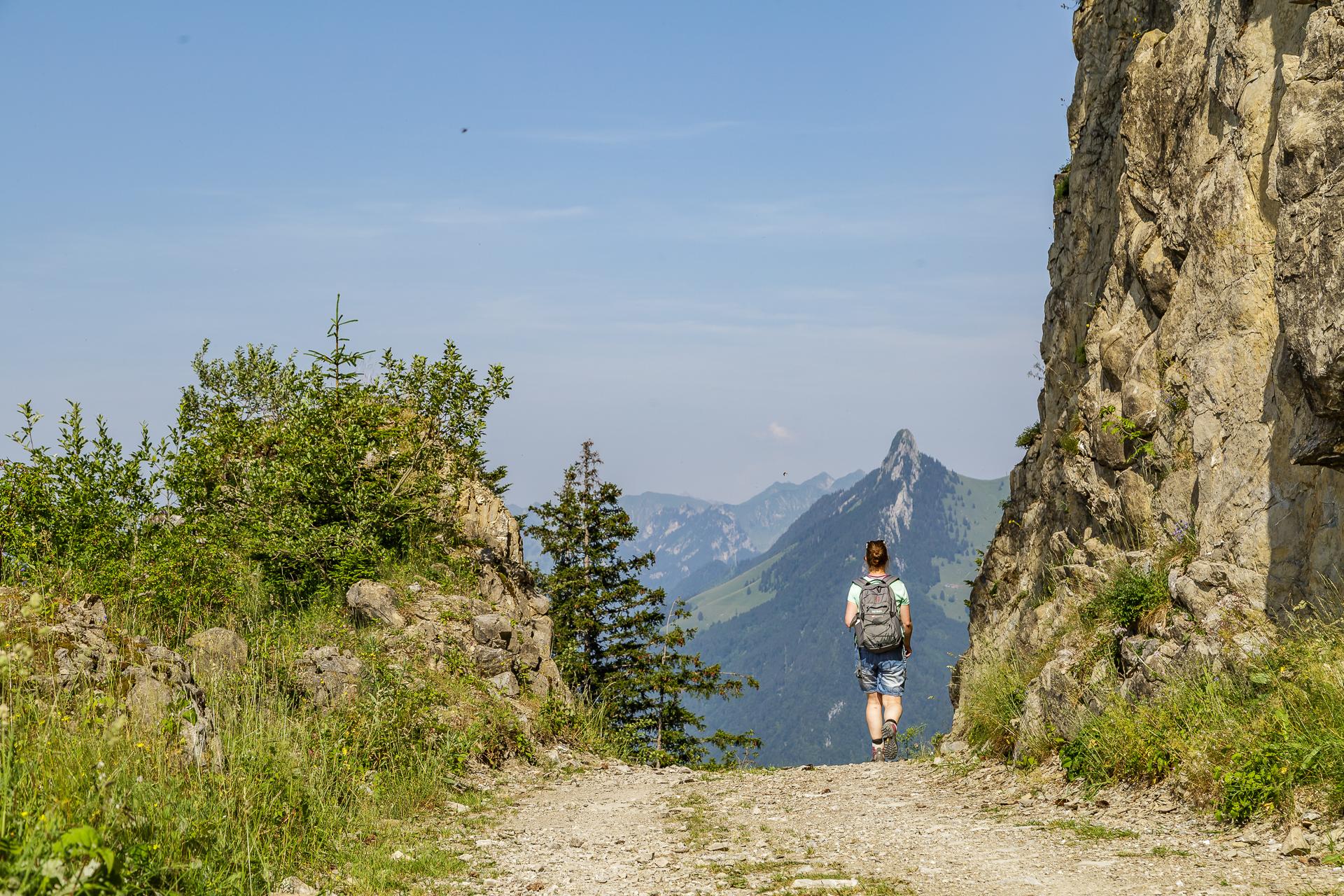 Wandern-Gribourg