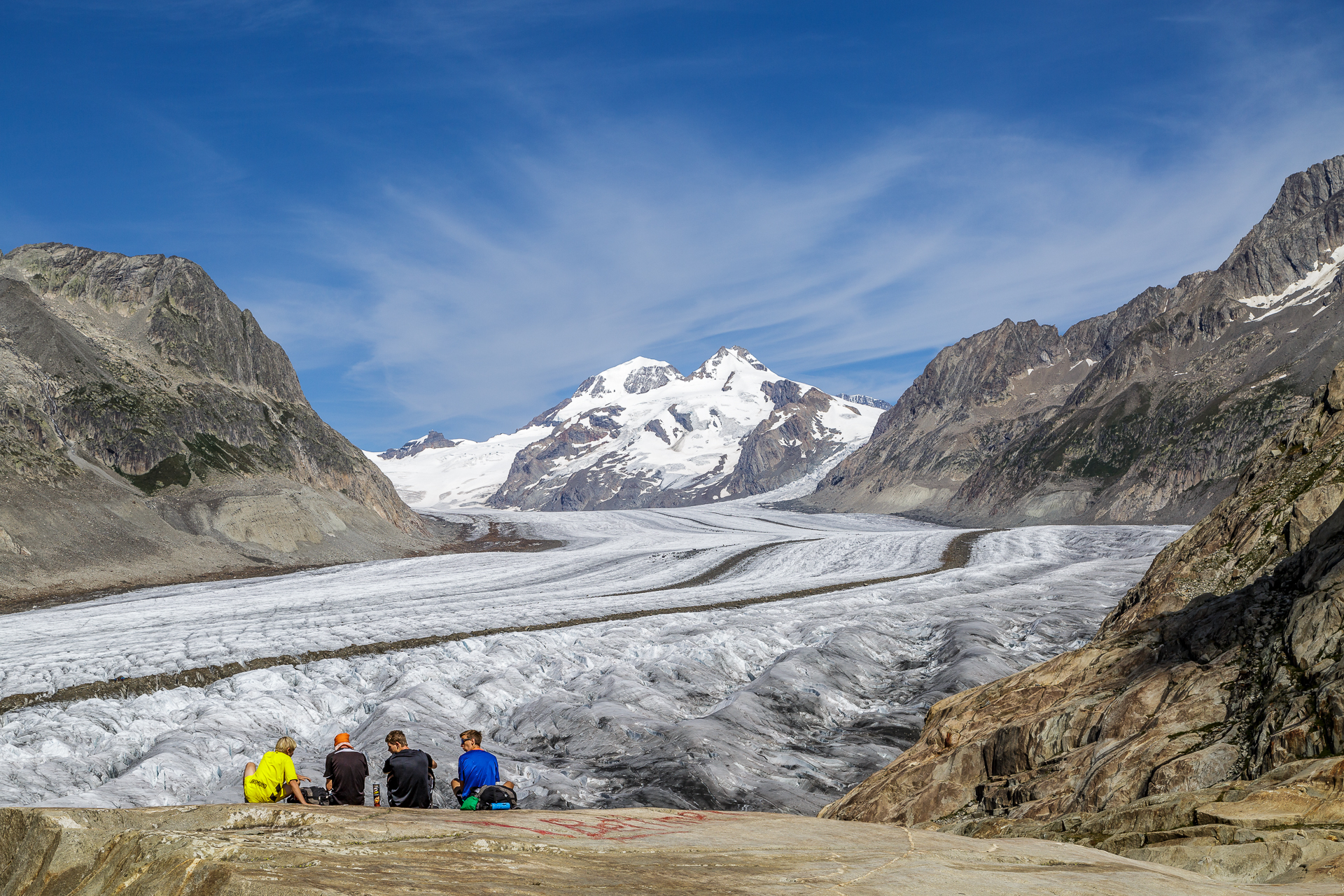Aletsch-Gletscher-Panorama-Fiesch