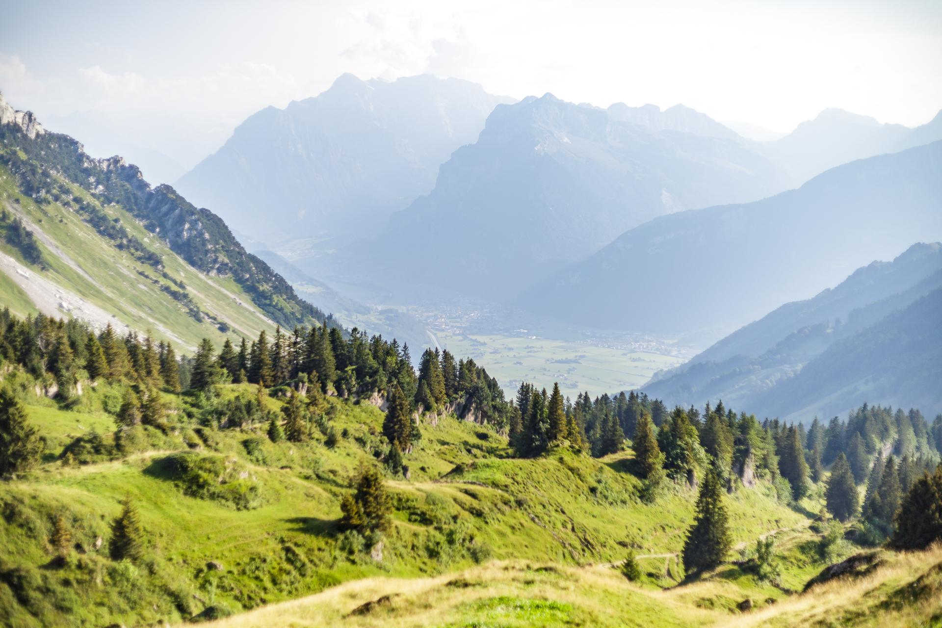 Alp-Oberchaeseren-Nagelflueh