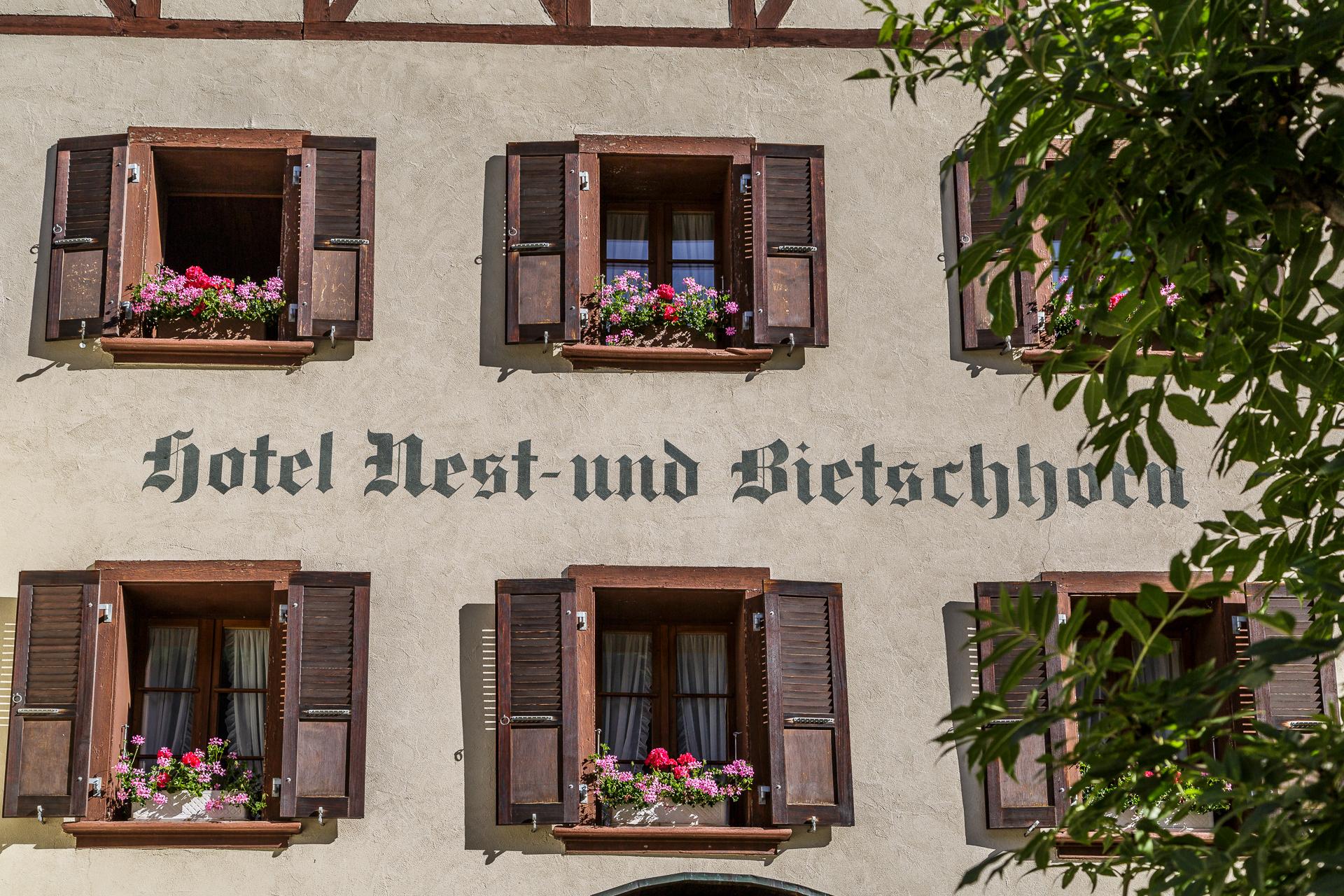 Hotel-Nest-Bietschhorn-Loetschental-Hotel