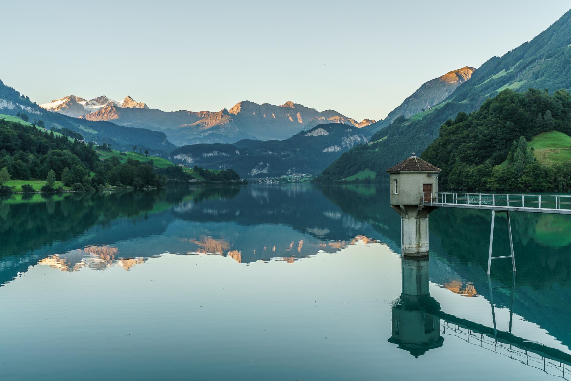 Lungernsee-Obwalden