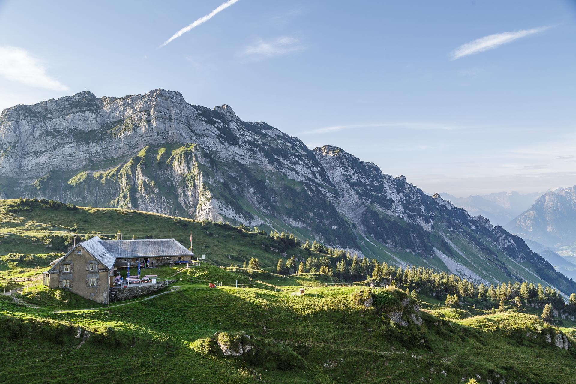 Mattstock-Alp-Oberchaeseren