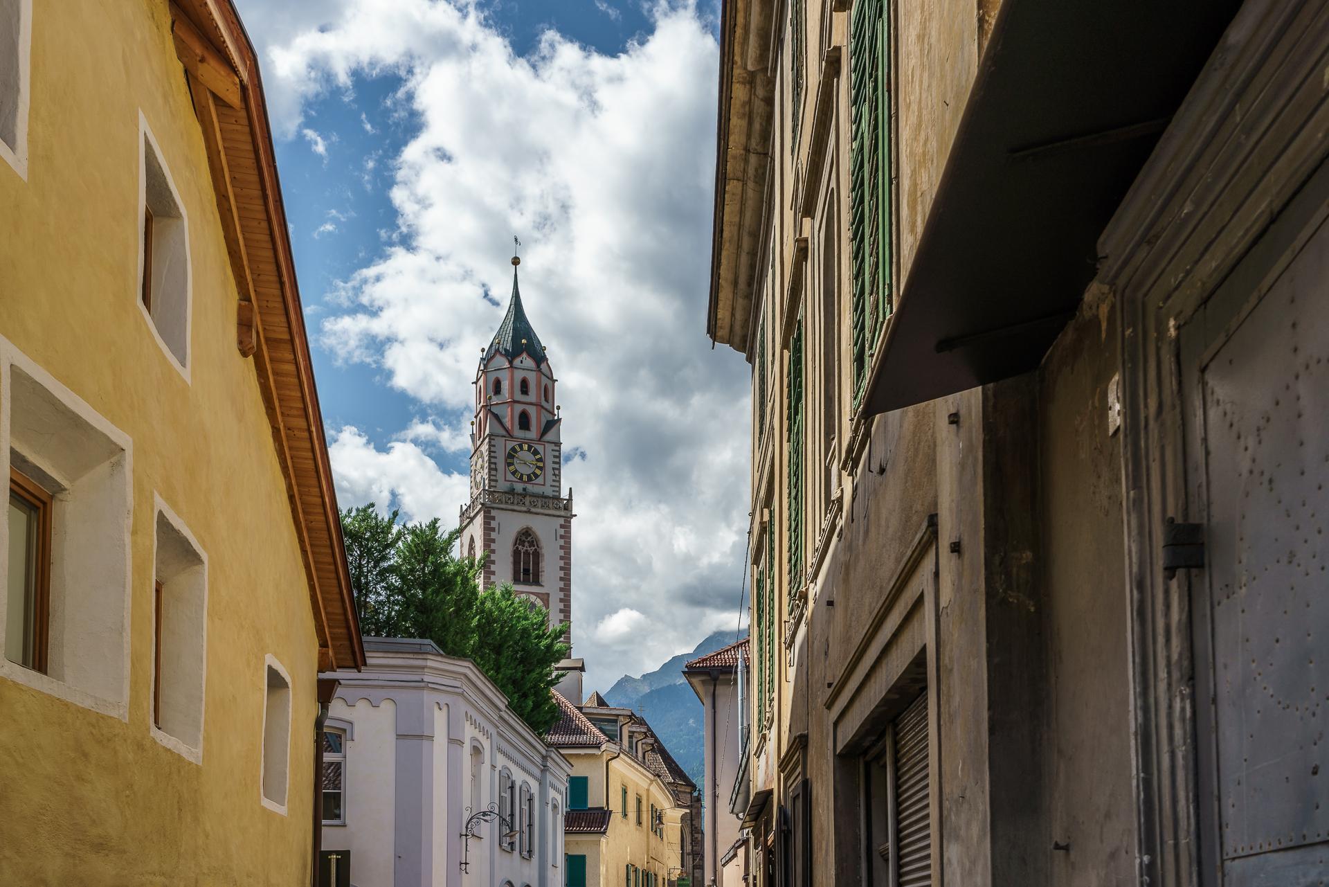 Meran-Suedtirol-Altstadt