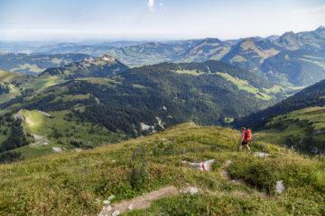 Toggenburger Höhenweg - aussichtsreiche Mehrtagestour