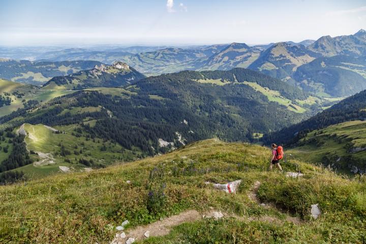 Toggenburger Höhenweg – aussichtsreiche Mehrtagestour