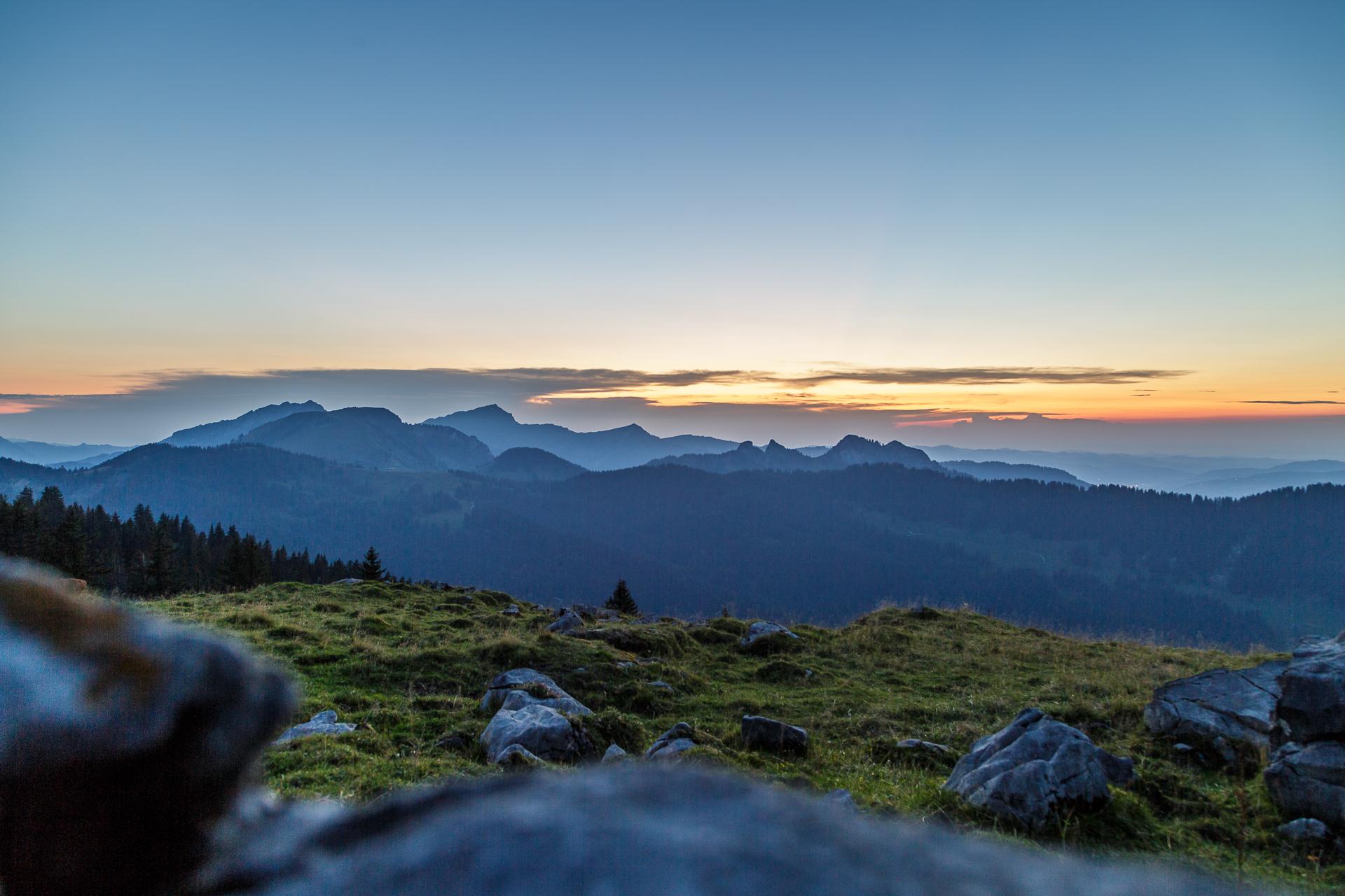 Vordere-Selunalp-Toggenburg-Aussicht
