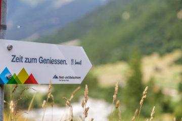Genussvolle Momente im Hotel Nest- und Bietschhorn