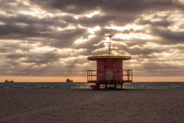 Miami Beach, Please.