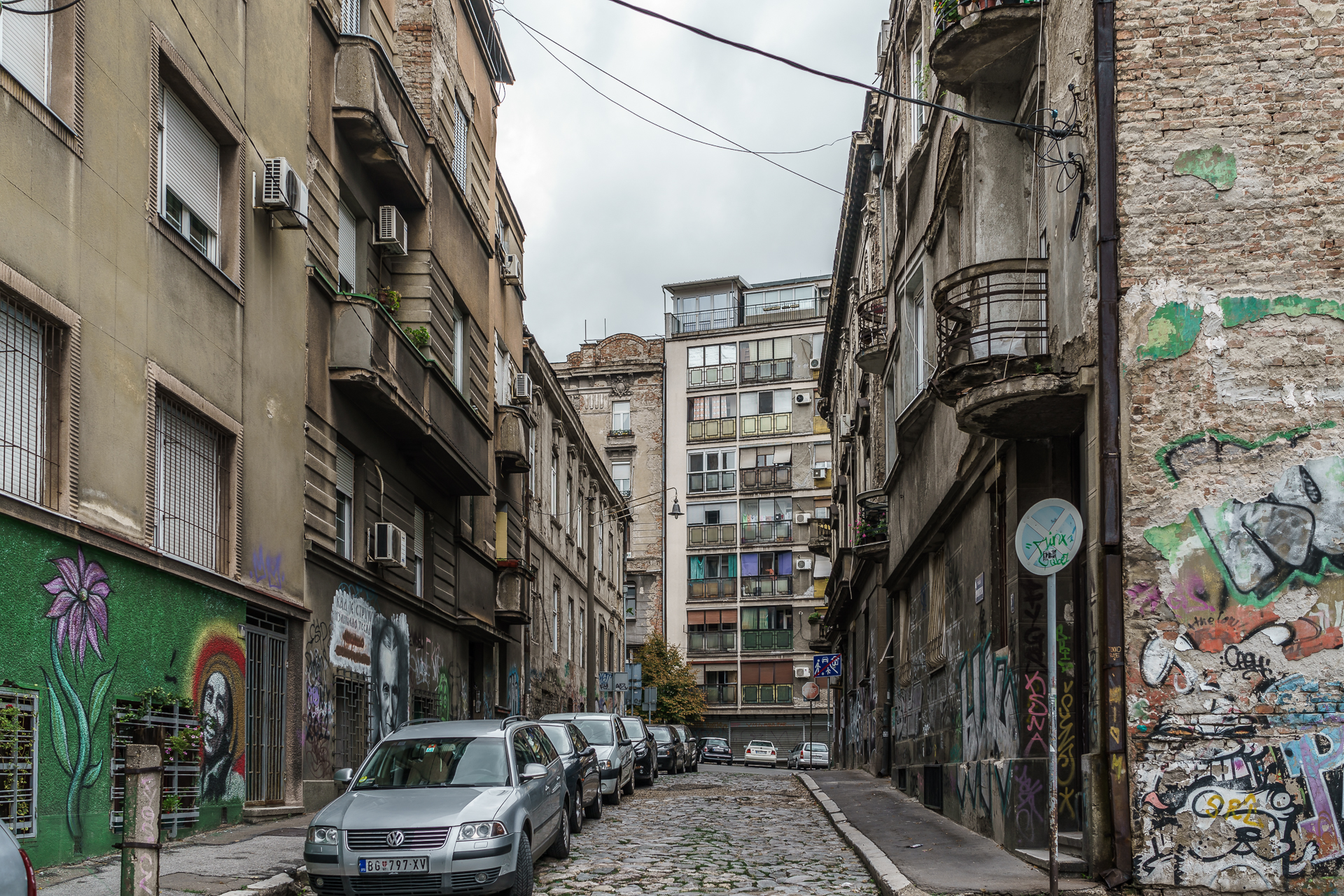 Belgrad-Stadtteil-Savamala