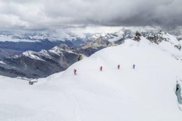 Allalinhorn Besteigung - Mein erster 4000er