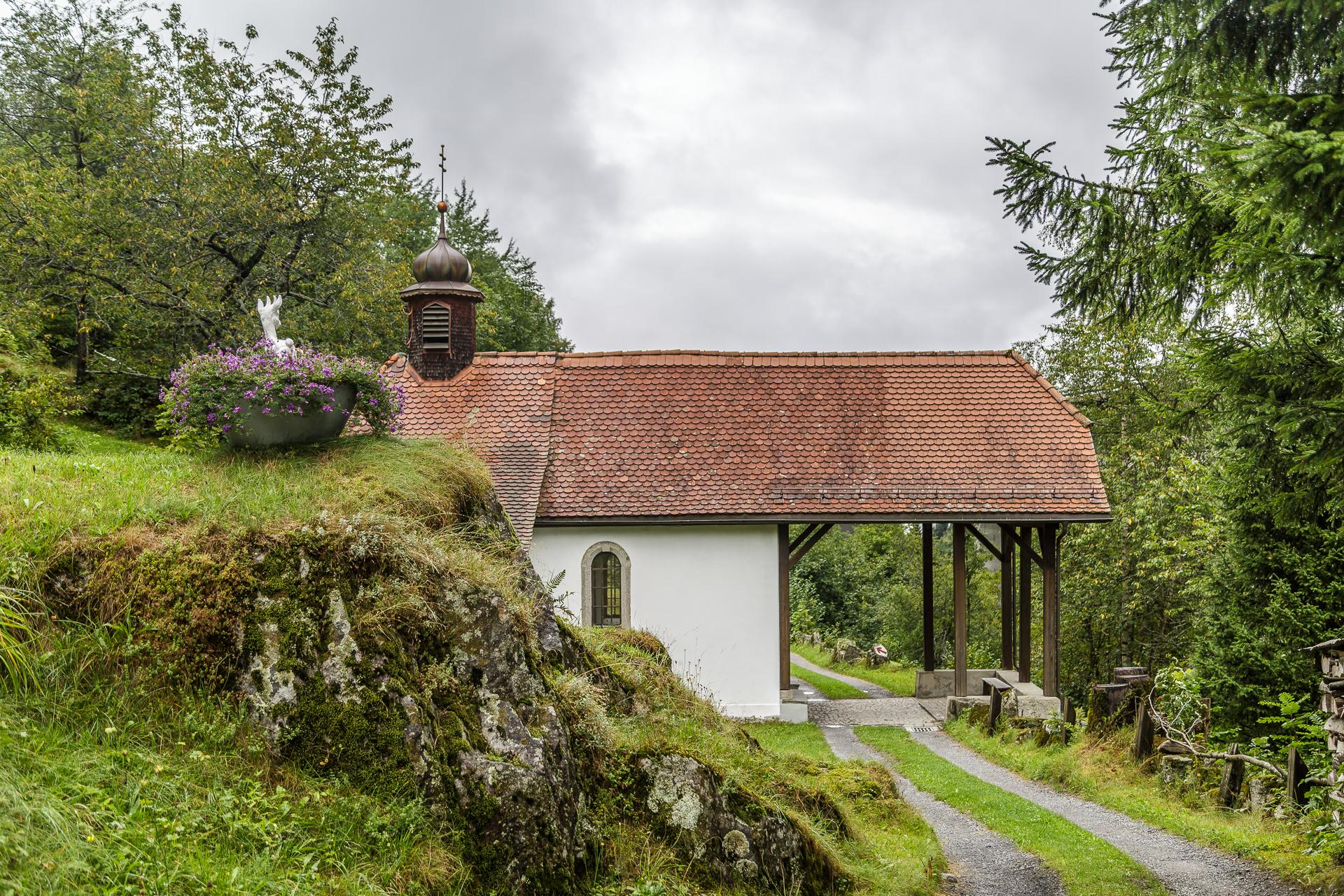 Gottardo-Nordroute-Kapelle