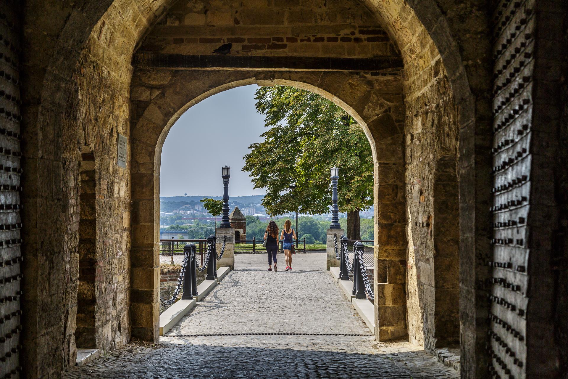 Kalemegdan-Belgrad
