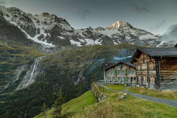 Naturparadies Hinteres Lauterbrunnental