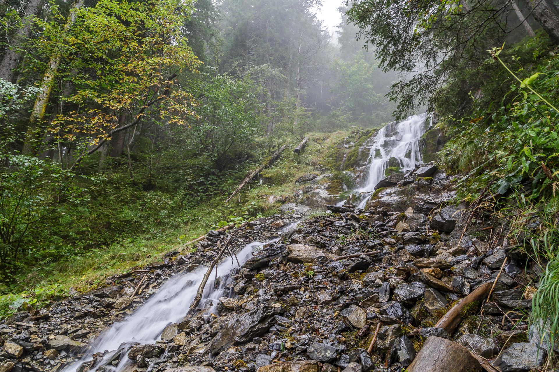 Lauterbrunnen-Wasserfaelle