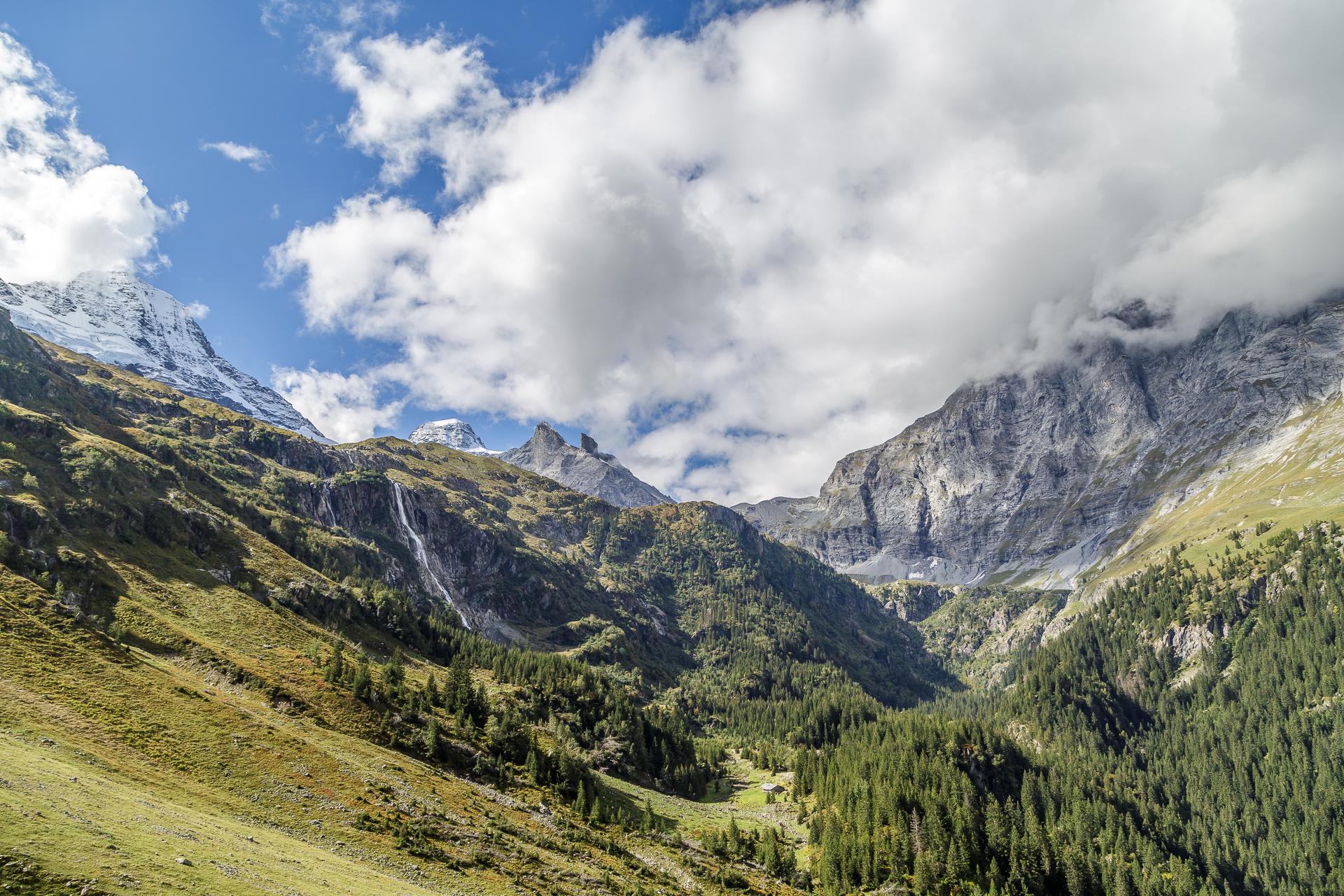 Schmadribachfall-Hinteres-Lauterbrunnental