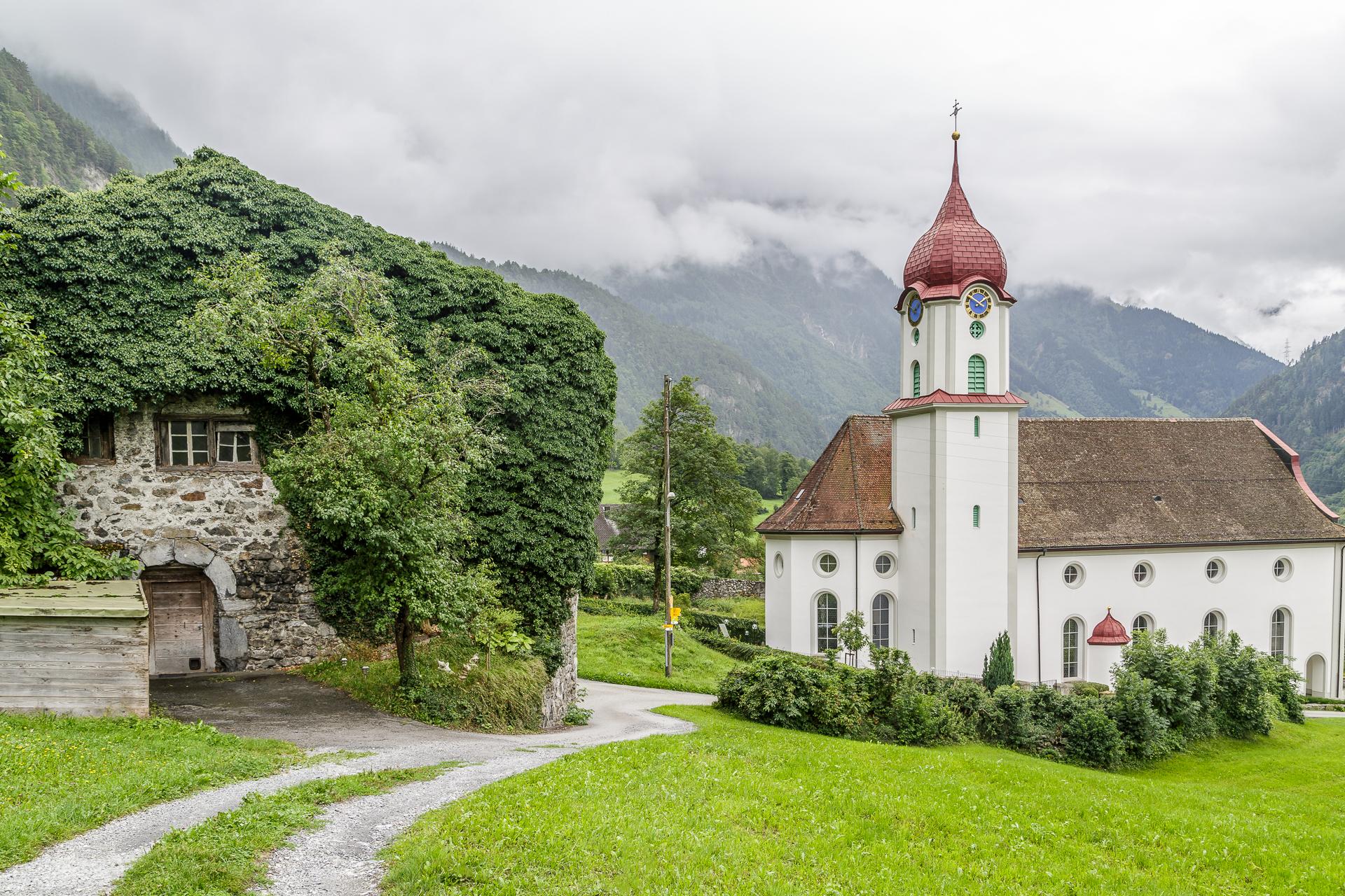 aeltestes-Steinhaus-Uri