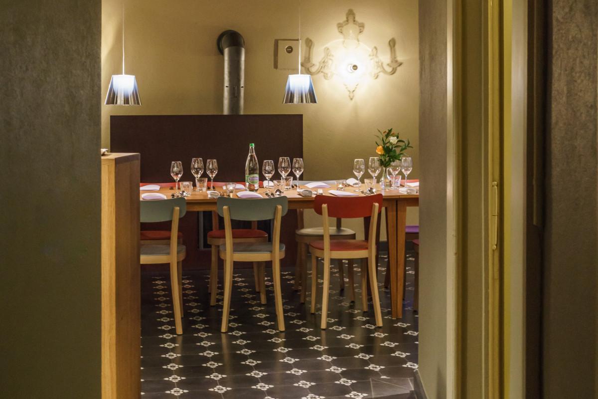 Lausanne à table – einmal Zürich aller-retour