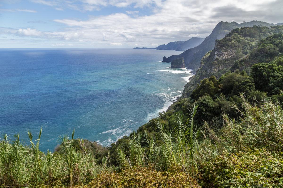 Brief Nach Irland Porto : Von faial nach porto moniz madeiras wilder norden im fokus