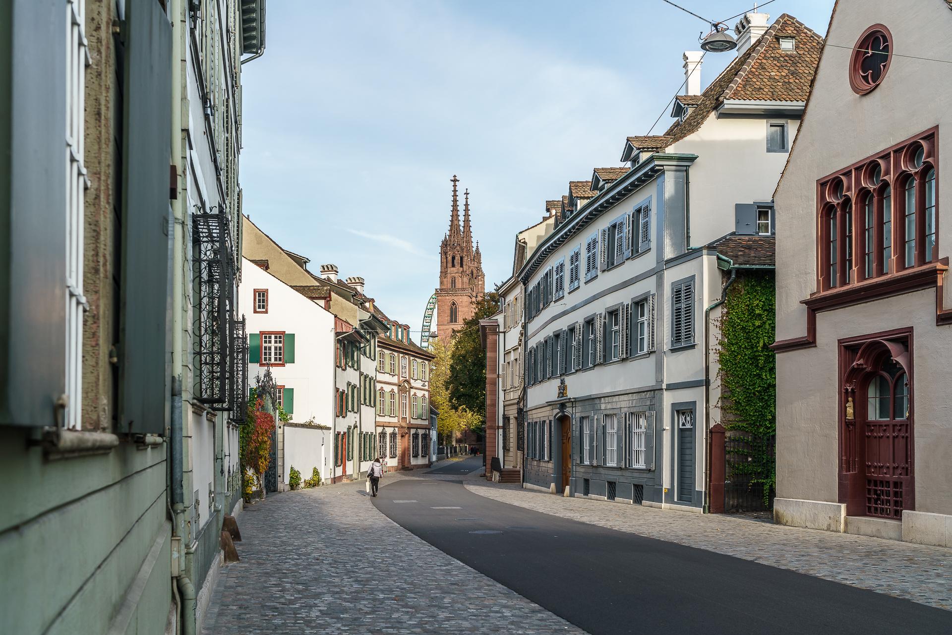 Basler-Muenster-Altstadt