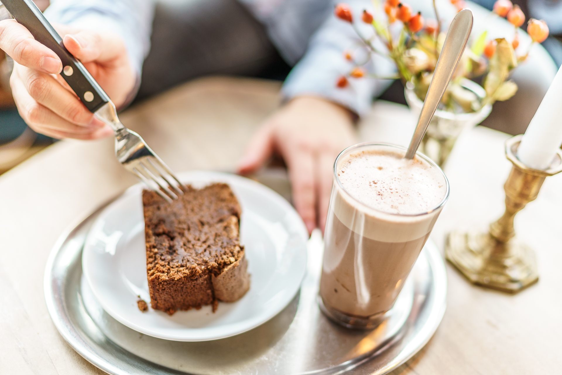 Cafe-Fruehling-Klybeckstrasse