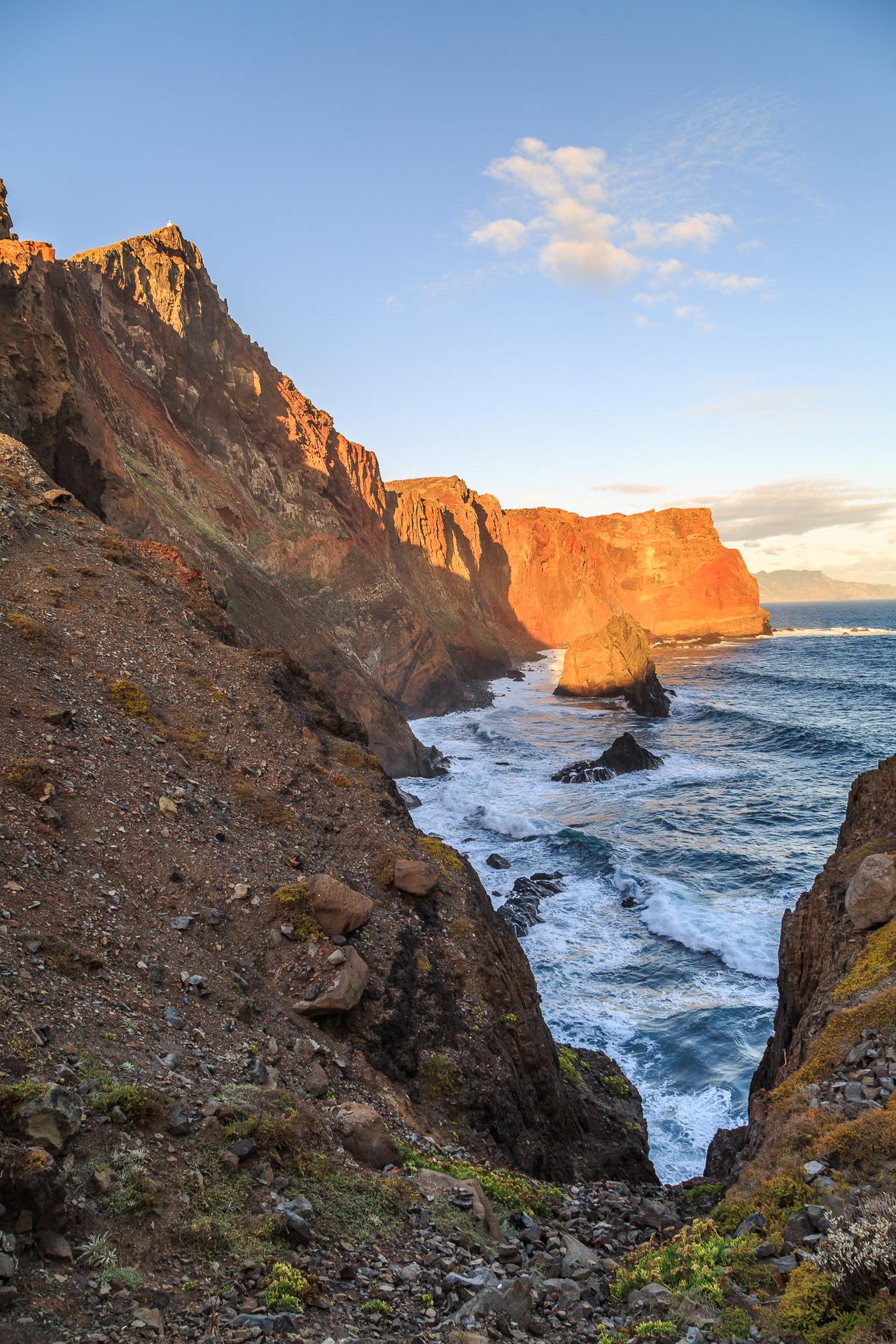 Madeira-Kueste