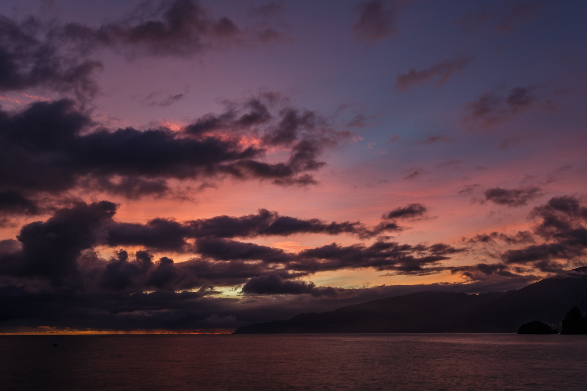 Madeira-Nordkueste-Sonnenaufang-1