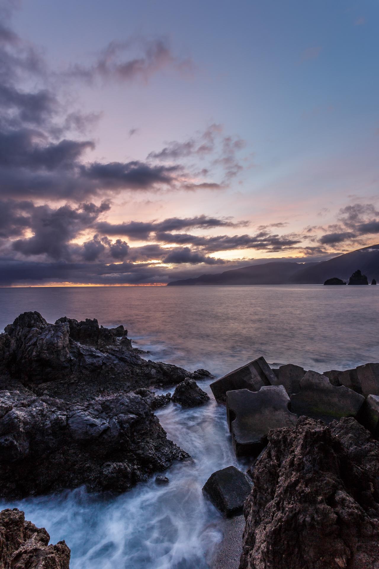 Madeira-Nordkueste-Sonnenaufang-2
