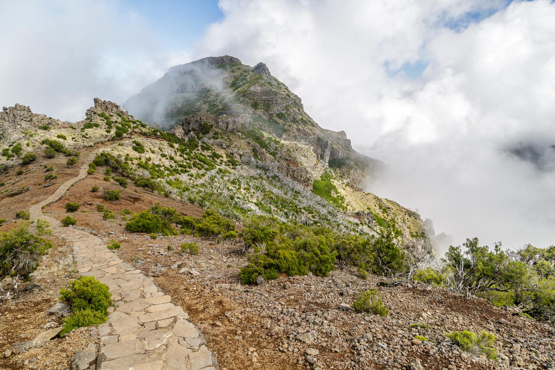Madeira-Pico-Ruivo-Wanderung-2