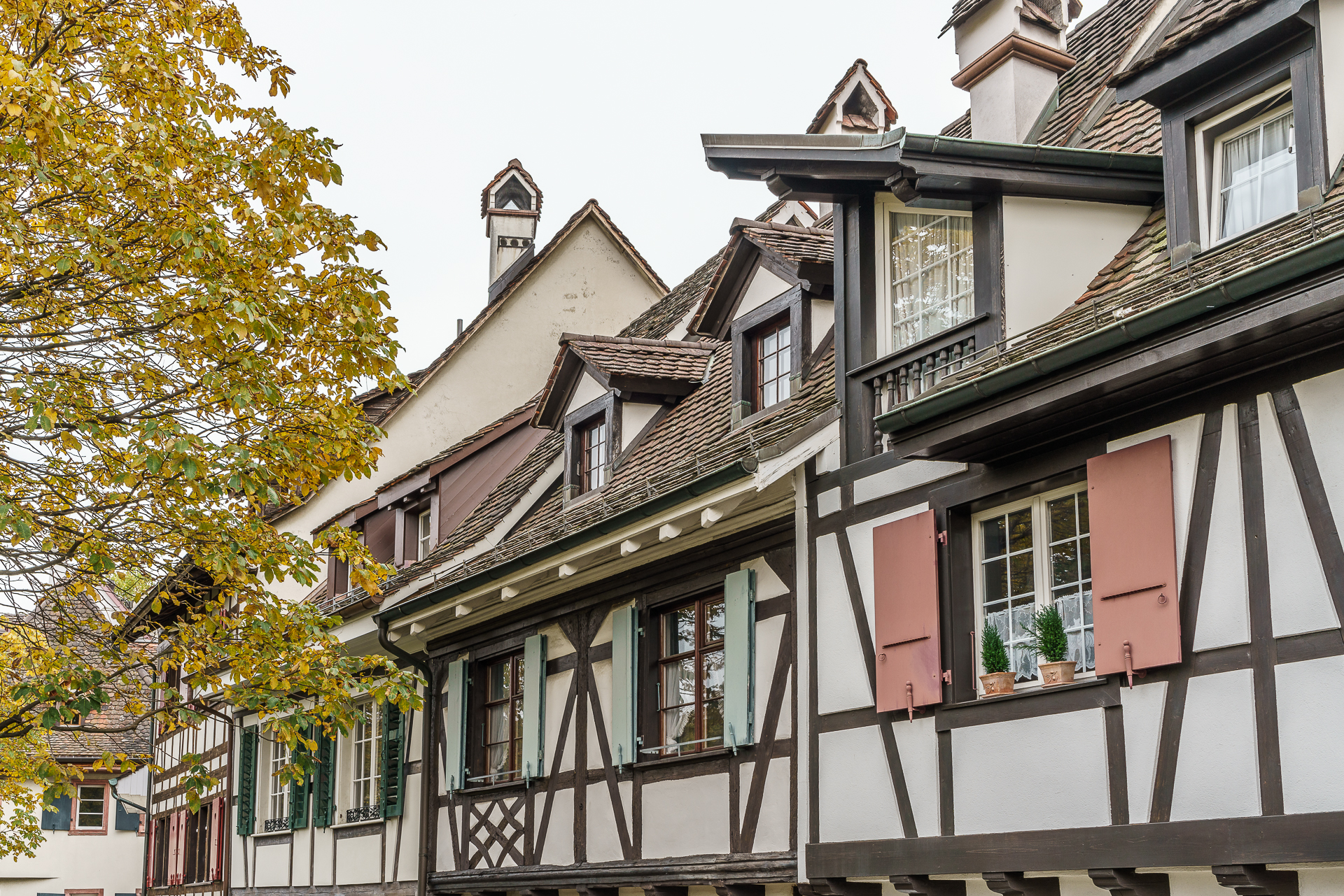 Petersgraben-Basel