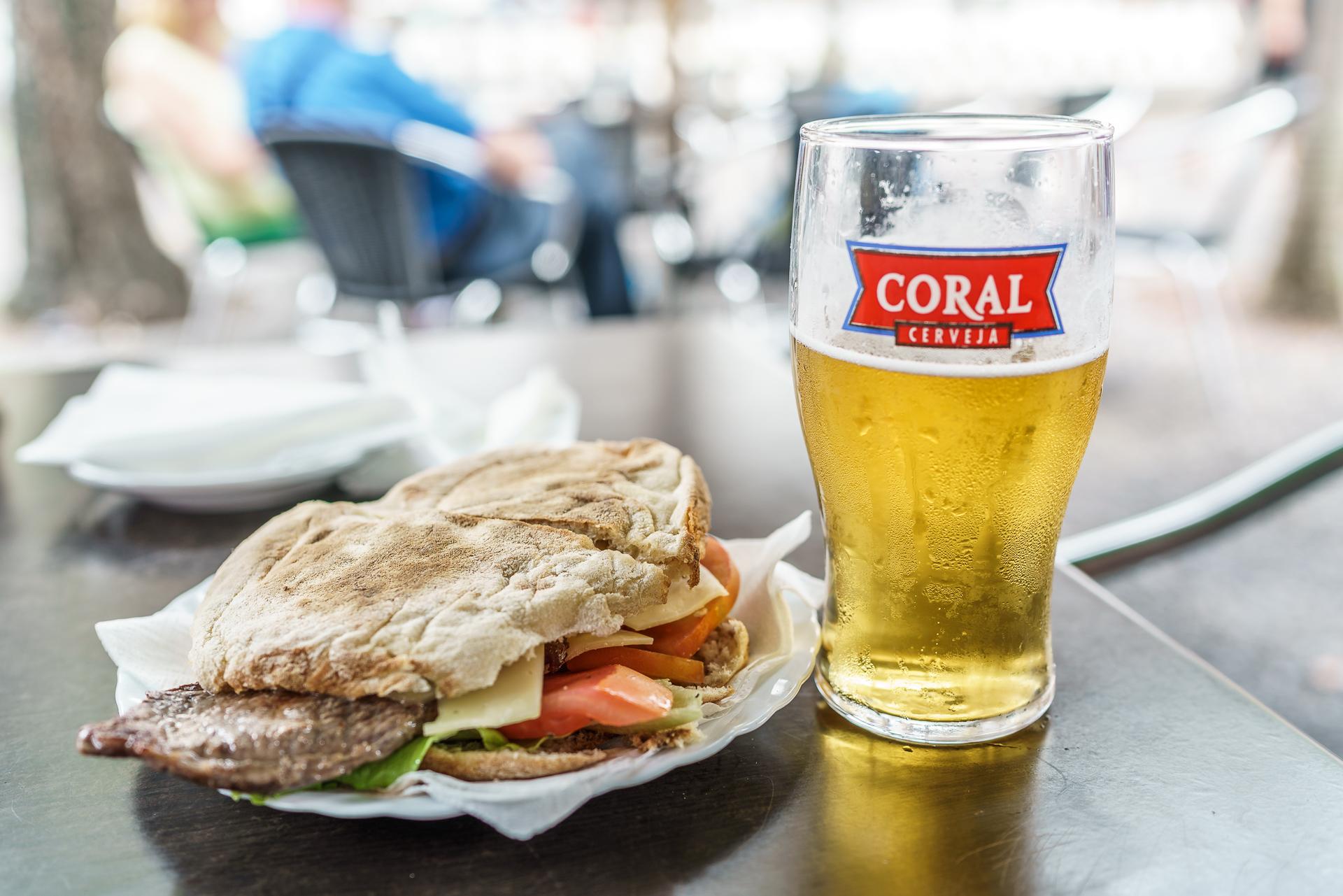 Sandwich-Madeira