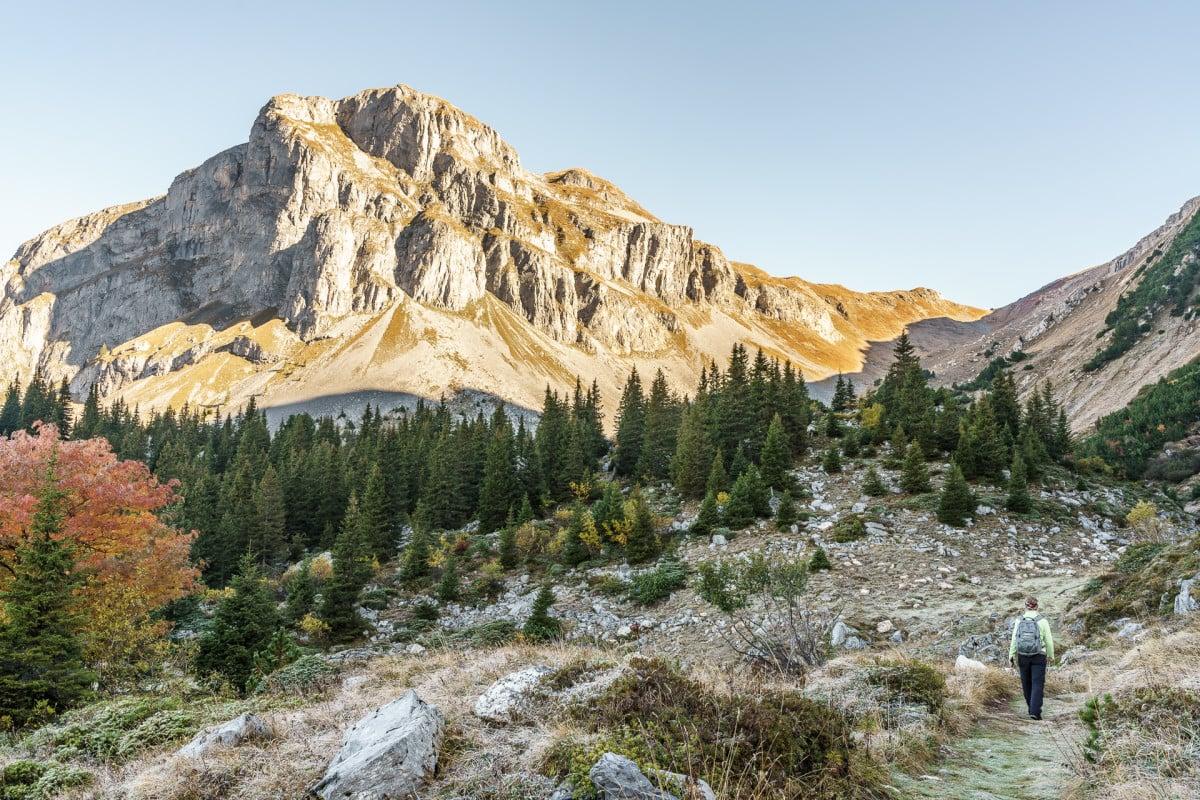 Schöne Herbstwanderung im Glarnerland