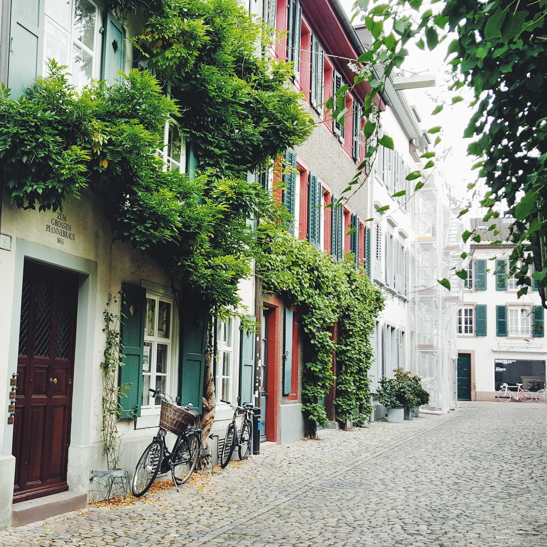 Basel-Spalenberg