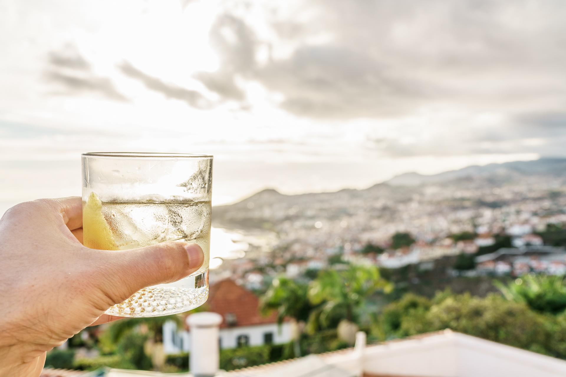 Funchal-Aussicht