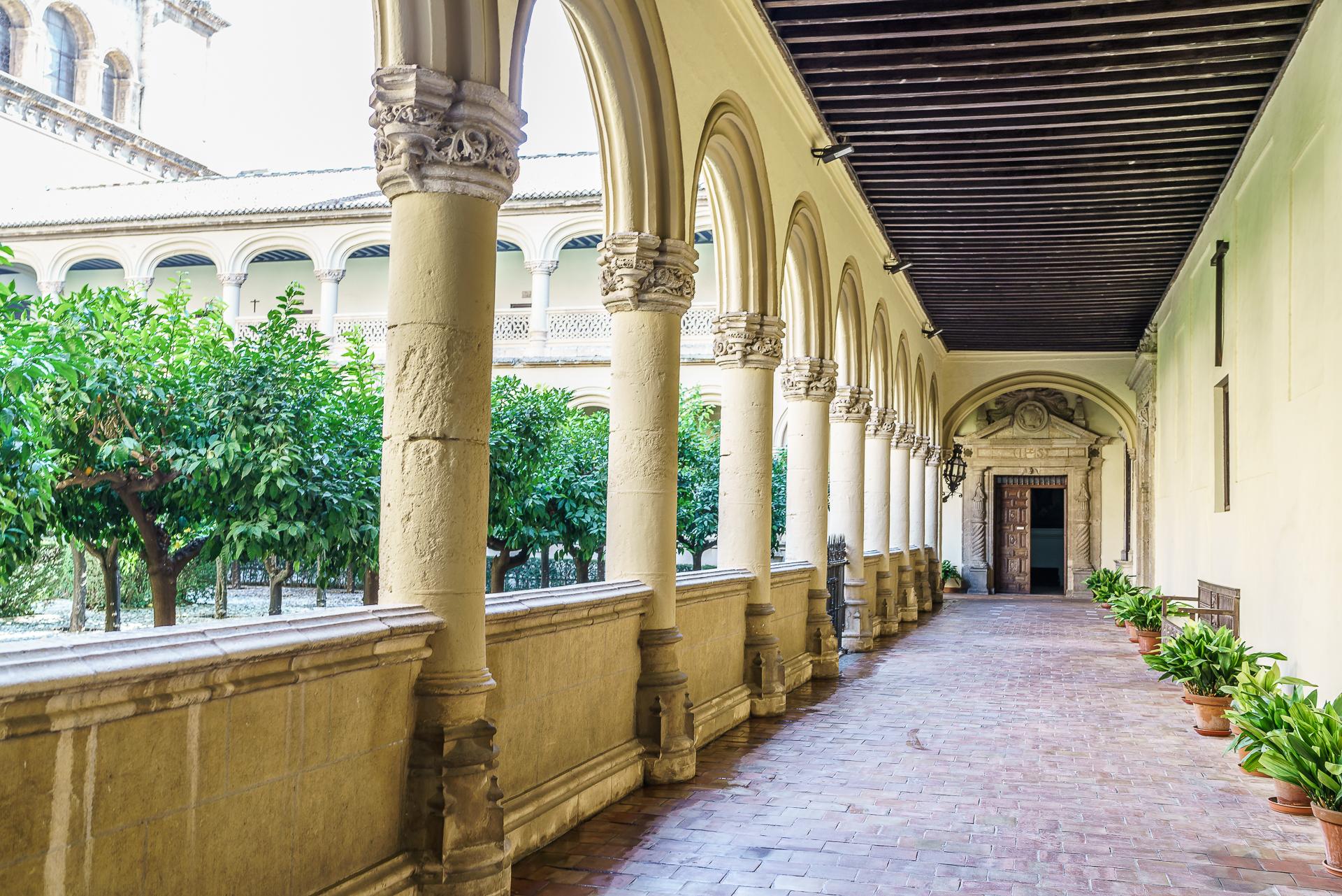 Kloster-Monasterio-de-San-Jerónimo