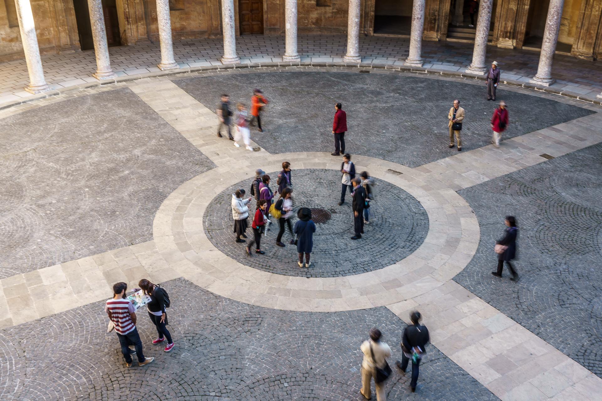 Palacio-de-Carlo-V-Granada-1