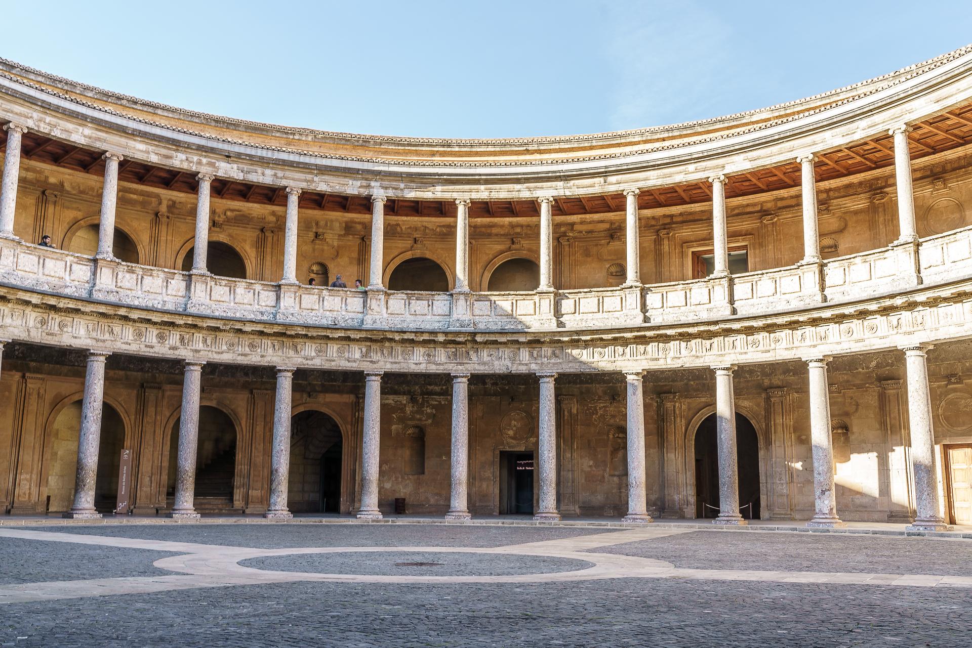 Palacio-de-Carlo-V-Granada-2