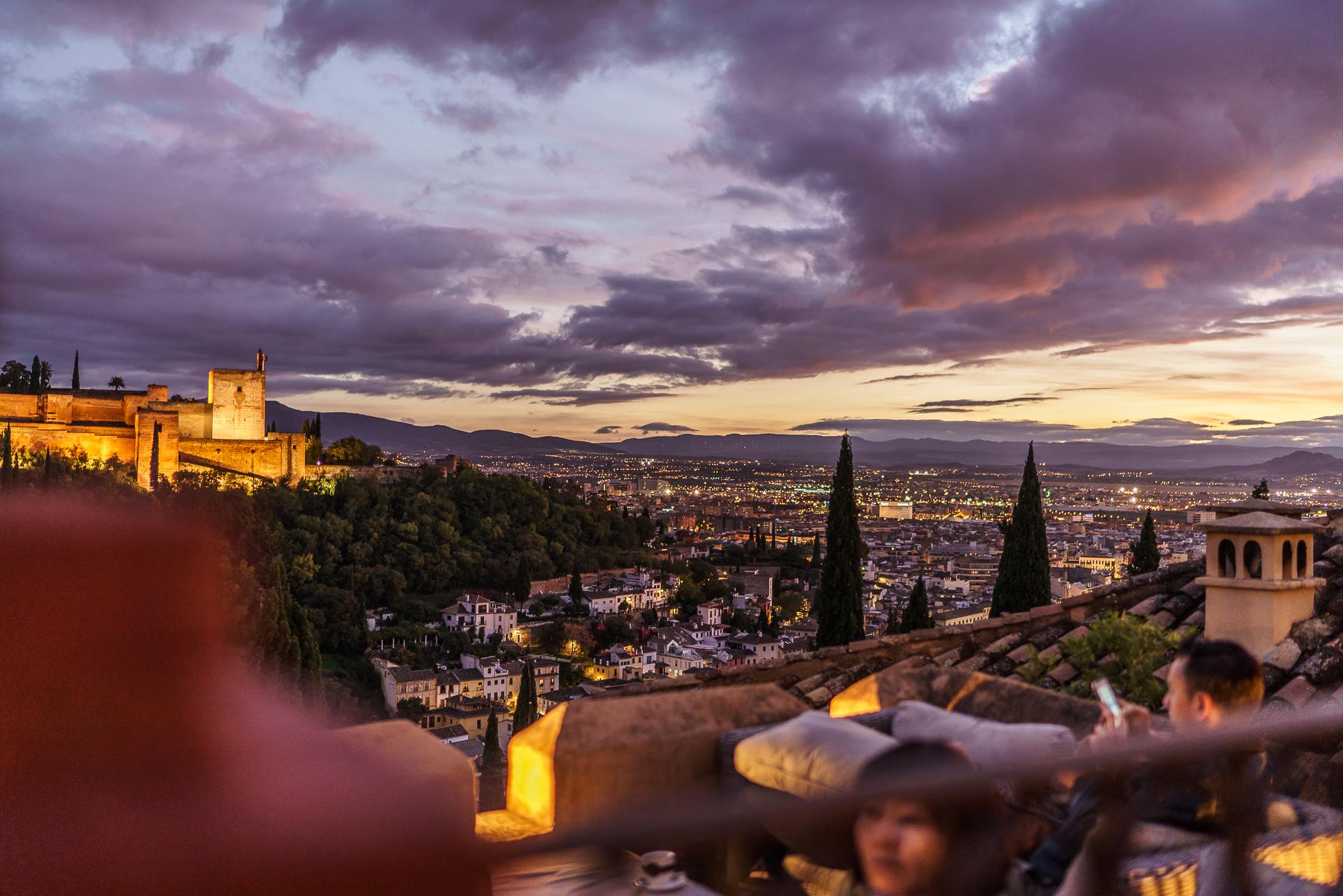 Sunset-Granada
