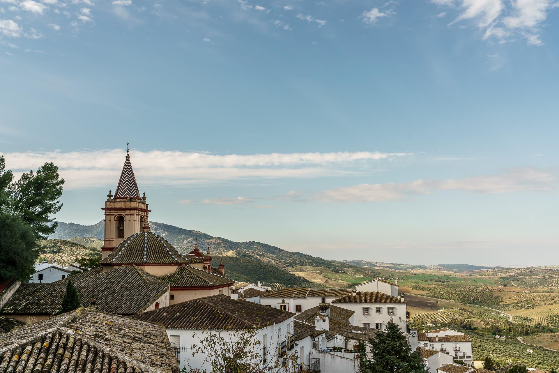 Zahara-de-la-Sierra-Andalusien