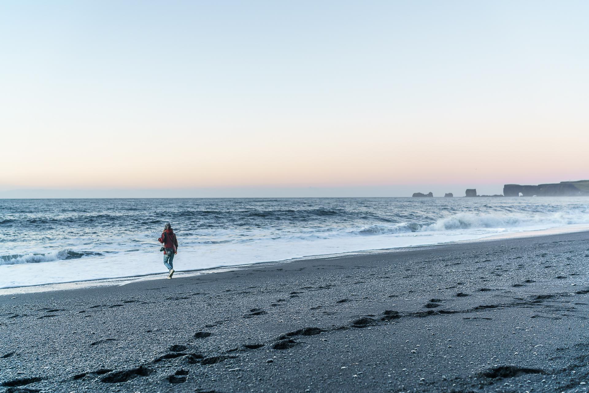 schwarzer-Strand-Vík-í-Mýrdal