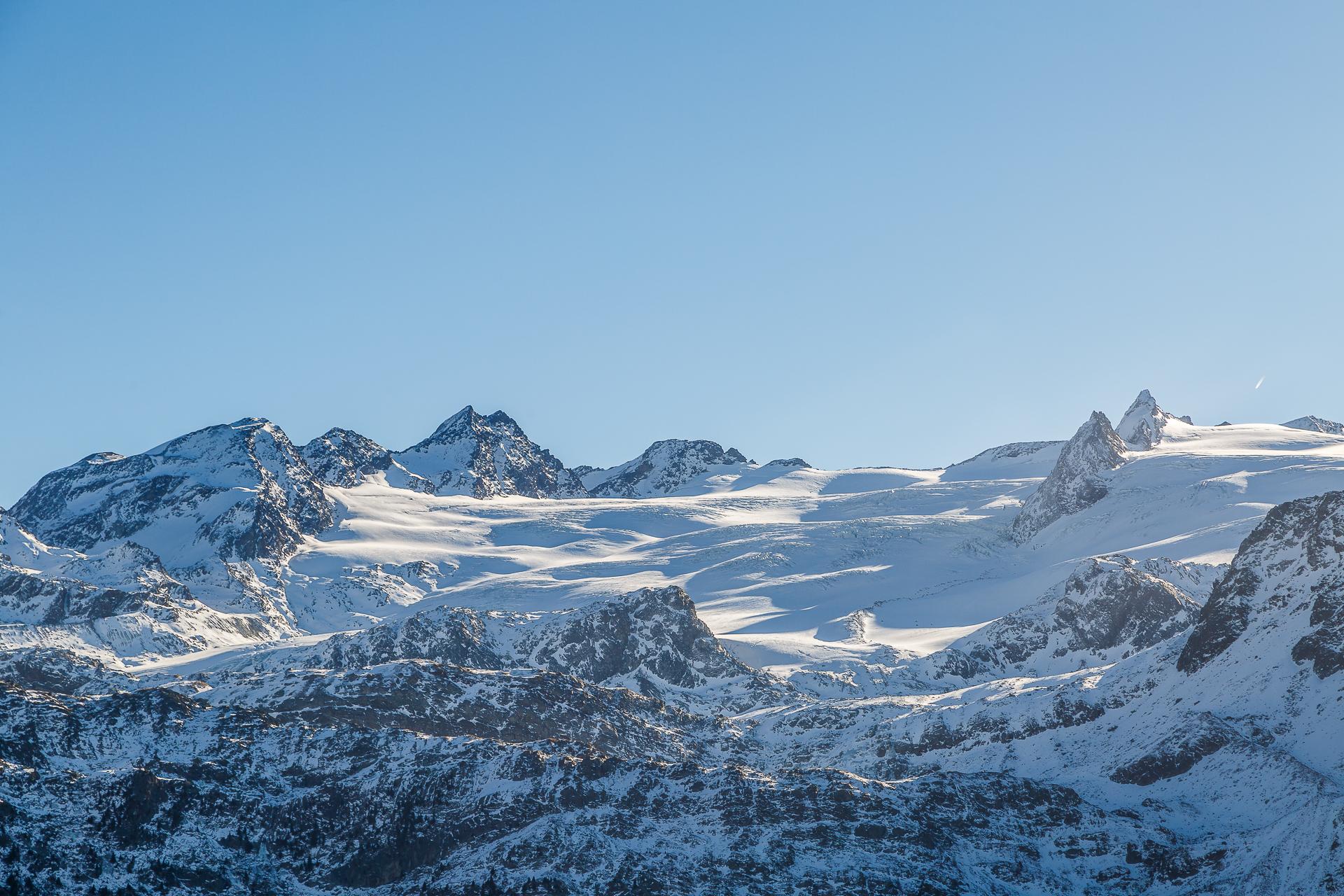 Aostatal-Berge
