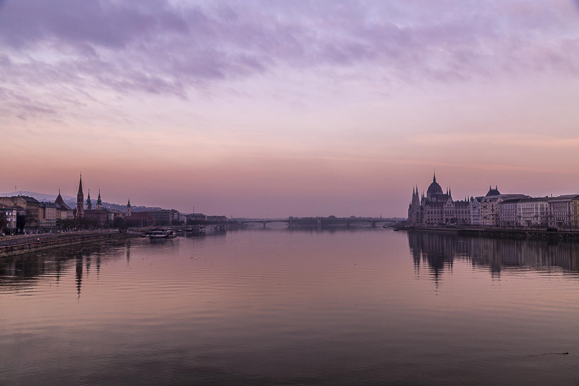 Budapest-Donauufer