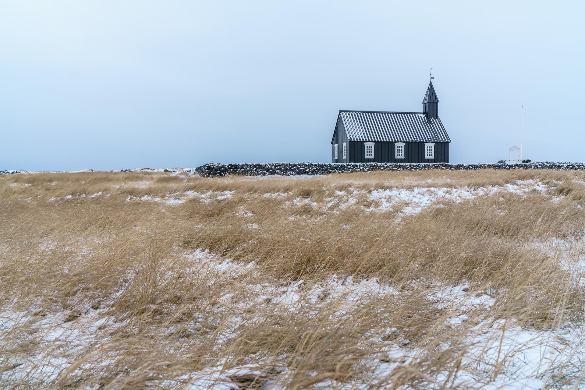 Budir-Kirche-Island