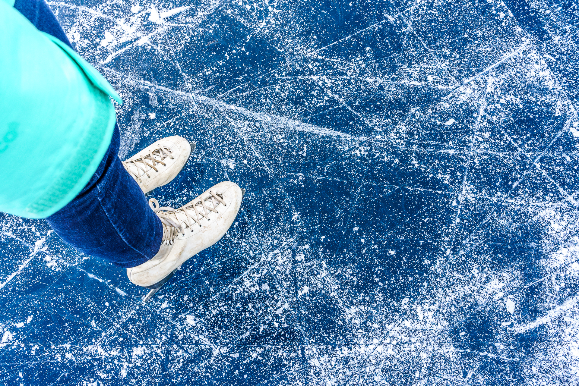 Eis-Oeschinensee