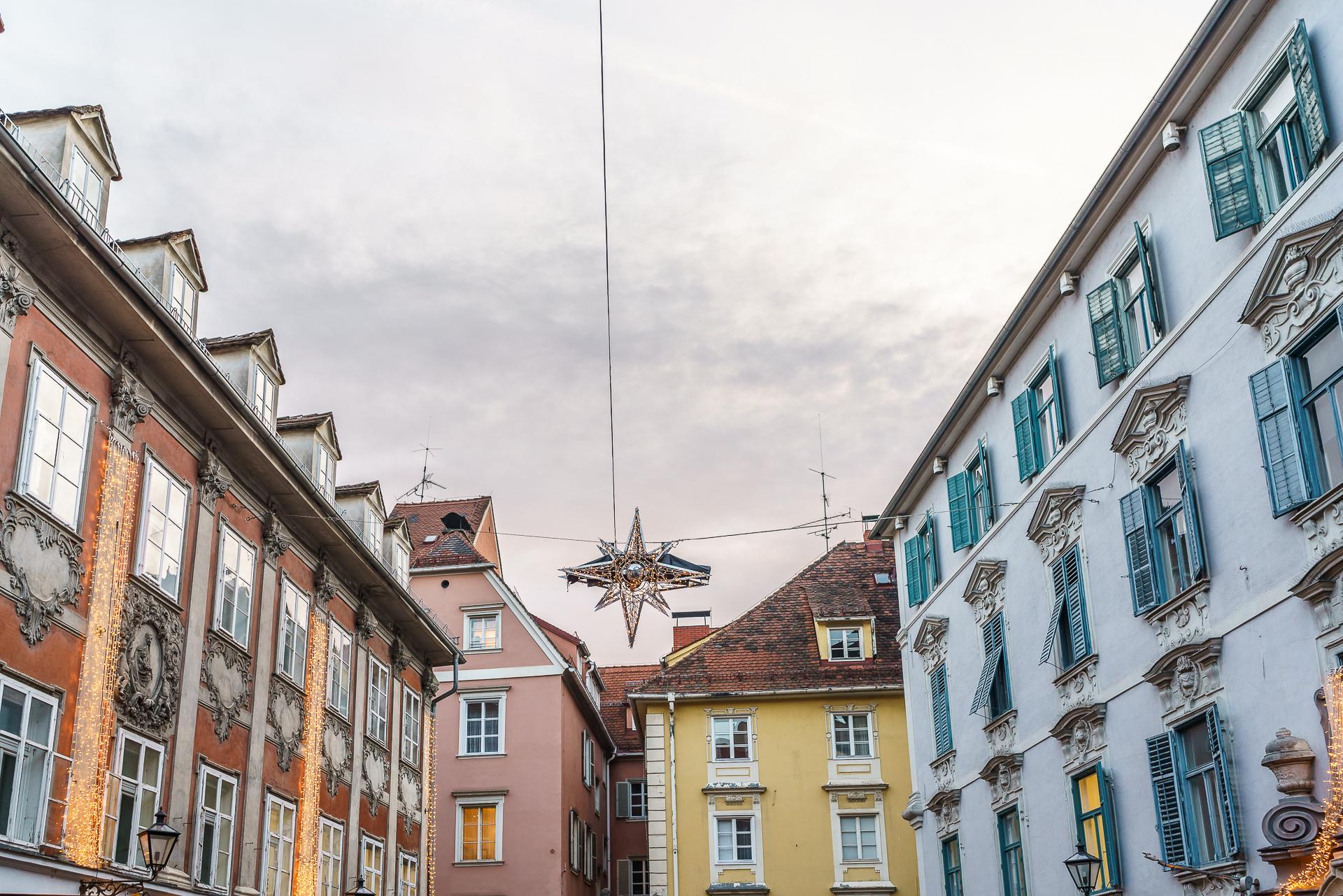 Faerberergasse-Graz